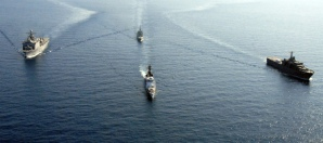Navies in South China Sea