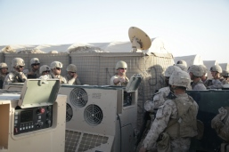 Military Contractor Instructs US Marines